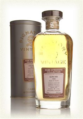 Glen Ord Single Malt 1998 Bottled By Signatory